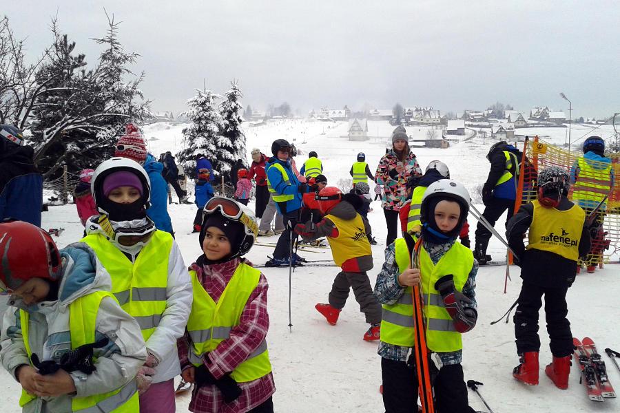 Obóz zimowy 2014