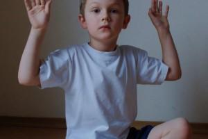 Plecy okrągłe - zestaw ćwiczeń