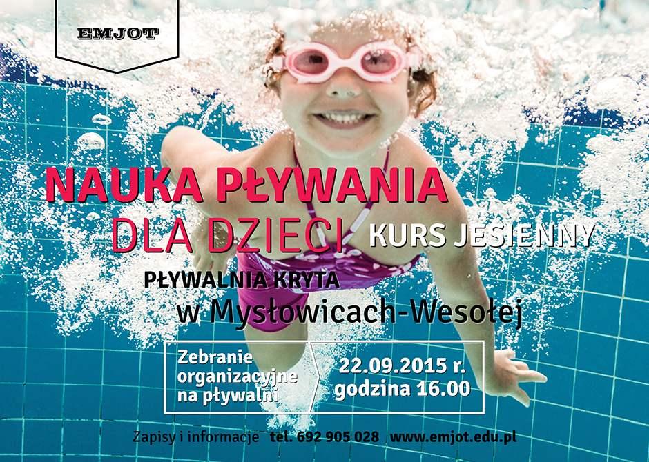 Nauka i doskonalenie pływania w Mysłowicach-Wesołej